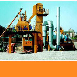 Asphalt Plant, Asphalt Mixing Machine, Bituminous Concrete Mixing Equipment