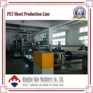 Pet Sheet Extrusion Machine (SJ) pictures & photos