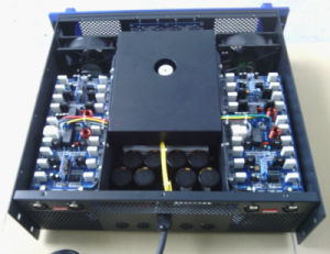 4 Channels 600W*4 Symmetry Structure Power Amplifier (pH-4600) pictures & photos