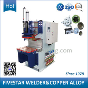 High Automation Frequency Control Rectifier Projection Welding Machine pictures & photos