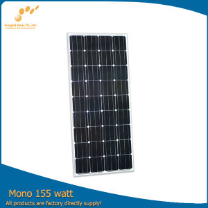 Most Popular High Quality Solar Panels 155W Price for Sell