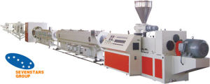 PVC Pipe Production Line/PVC Pipe Extrusion Line (XD-GC-PVC)