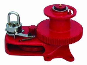 3500lbs Ceiling Winch, Red, Winches / Poultry Farm Equipment (H3500 red) pictures & photos