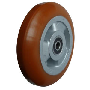 Polyurethane Scooter Wheels with Aluminum Center pictures & photos