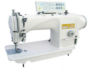 Computer Controlled High-Speed Lockstitch Sewing Machine (OD8700D) pictures & photos