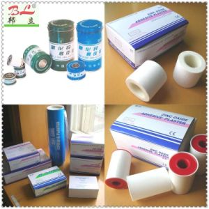 Sale Well Zinc Oxide Plaster Medical Adhesive Plaster pictures & photos