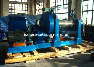 Two Roller Mixing Mill Rubber Machine pictures & photos