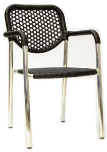 Outdoor Aluminum Patio Rattan/Wicker Chair (RC-06030) pictures & photos