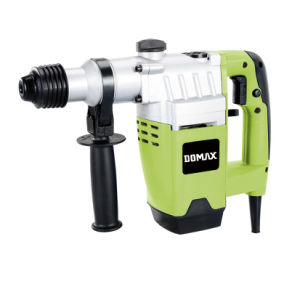 Rotary Hammer 32mm 1250W 5kgs 4.5j (DX8222) pictures & photos