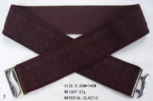 Elastic Belts (MF-5004)