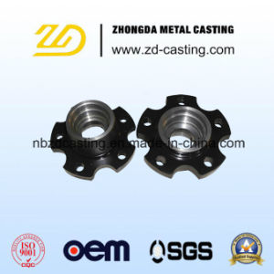 OEM Steel Machining for Hydraulic Machinery pictures & photos