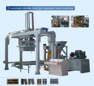 Hydraulic Pressure Block Machine pictures & photos