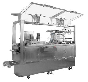 Flat Plate Auto Blister Packaging Machine With Cover (DPB-250E) pictures & photos