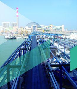 Bulk Material Handling Belt Conveyor pictures & photos