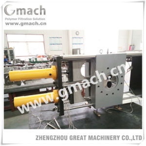 off-The-Shelf Plastic Extrusion Double Plate Type Continuous Screen Changer pictures & photos