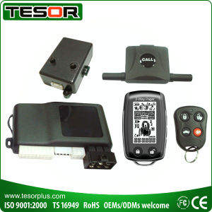 2-Way LCD Display Remote Alarm & Starter (2690RSDP-296RS)