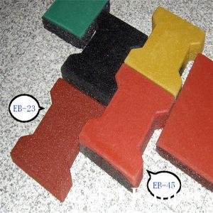 Outdoor Rubber Sportplay/Equi Tile pictures & photos