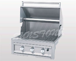 3-Burner Gas BBQ Barbecue Grill