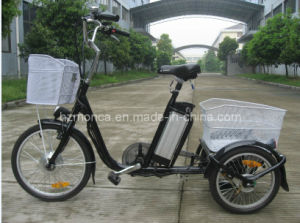 CE Approval Electric Tricycle with Lithium Battery pictures & photos