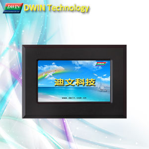 High-Definition 5.0inch Industrial HMI/TFT LCD Module, Resistance Touch Screen, RS485/RS232, Dmt80480t050_18wt
