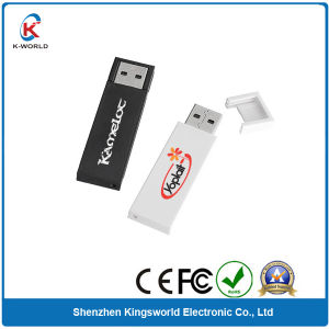 New 32GB Plastic USB Flash Drive (KW-0403)