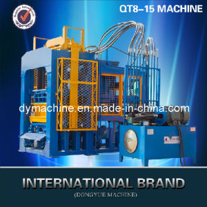 Power Saving 30% New Fly Ash Brick Machine (QT8-15) pictures & photos