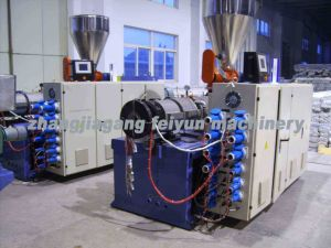 PVC Pipe Extruder Machine/Extrusion Line pictures & photos