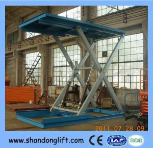 Low Ceiling Car Lift pictures & photos
