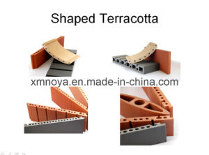 High Quality Eco-Friendly Decorated Terracotta Wall Panel pictures & photos