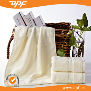 70*140cm 100% Cotton Soft Bath Towel (DPF060451) pictures & photos