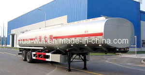 Huawin Oil Tank Semi-Trailer (2 axle)