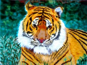 Hand painted Art Ceramic Painting DT1236 pictures & photos