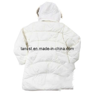 290t Polyester Downproof Taffeta Cire Fabric for Down Jacket