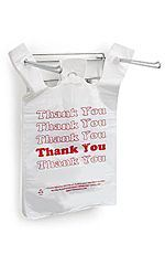 HDPE Vest Bag with Printing pictures & photos