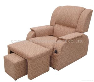 Leisure Foot Bath / Massage Electric Sofa-Cloth No. 7 (SF-PU) pictures & photos