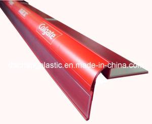 Colgate Red Plastic Shelf Talker Data Strip pictures & photos