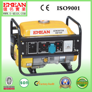 1kw High Quality Portable Gasoline Generator pictures & photos