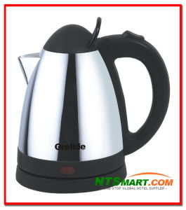 Stainless Steel Electric Kettle (N000019548) pictures & photos