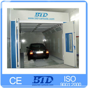 Btd Car Paint Booth High Quality Spray Paint Booth pictures & photos