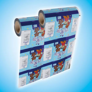 High Quality Biscuit Packing Film for Food pictures & photos