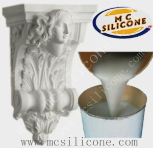 Garden Molds for Concrete/Liquid Silicone Rubber for Concrete Casting pictures & photos