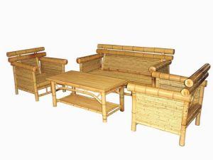 Bamboo Sofa (H08003)