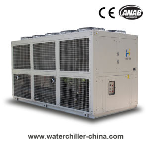 Air Cooled Screw Chiller for Central Water Supply pictures & photos