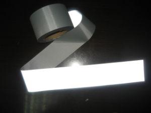 Reflective Fabric TC/Polyester Backing