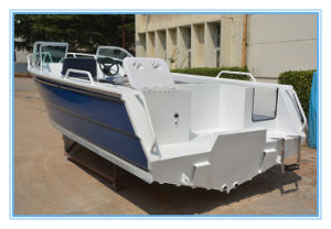 Hot Sale 5m/17FT Runabout Aluminum Runabout Boat pictures & photos