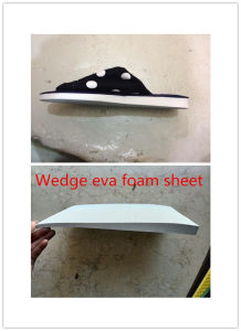 Cheaper Price EVA Foam Wedge Soling Sheet Wedge Heel Foam pictures & photos