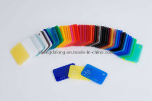 Top Quality Cast Acrylic Board pictures & photos