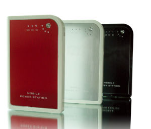 Mobile Power Bank, High Capacity 12000mAh with Polymer Battery Cell (YR120)