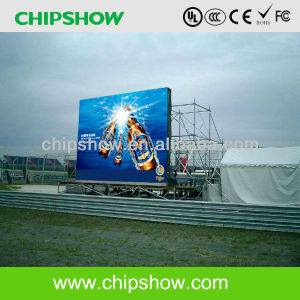 Chipshow Hight Quality P10 Full Color Outdoor LED Screen pictures & photos