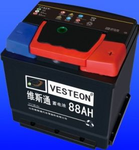 Mf DIN Car Battery 88ah 340X175X175 pictures & photos